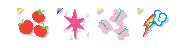 A Couple Mlp Cutie Mark Cursors and tutorial! by Amura-Of-Jupiter