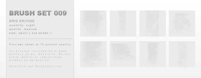 Brush Set 009