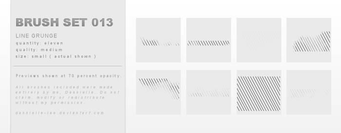 Brush Set 013