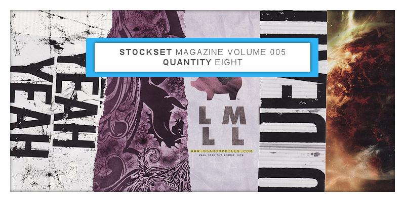 Magazine Set 005 by dannielle-lee