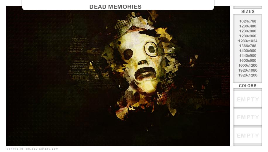 dead memories by dannielle-lee