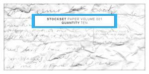 Paper Set 001