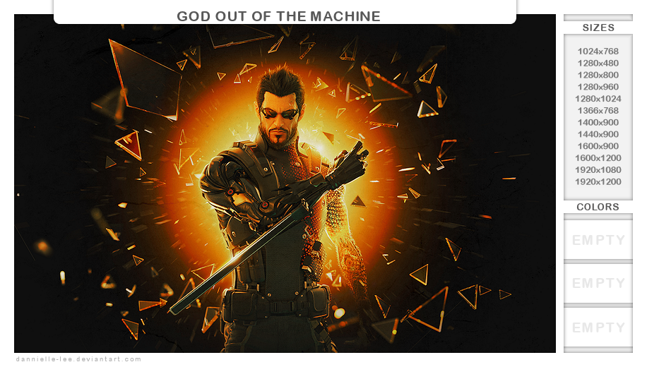 god out of the machine