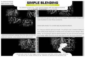 Tutorial 028: Blending by dannielle-lee