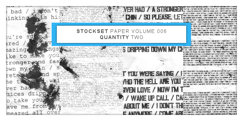 Paper Set 006 by dannielle-lee