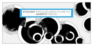 Circle Polaroid V001