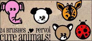 Animals brushes