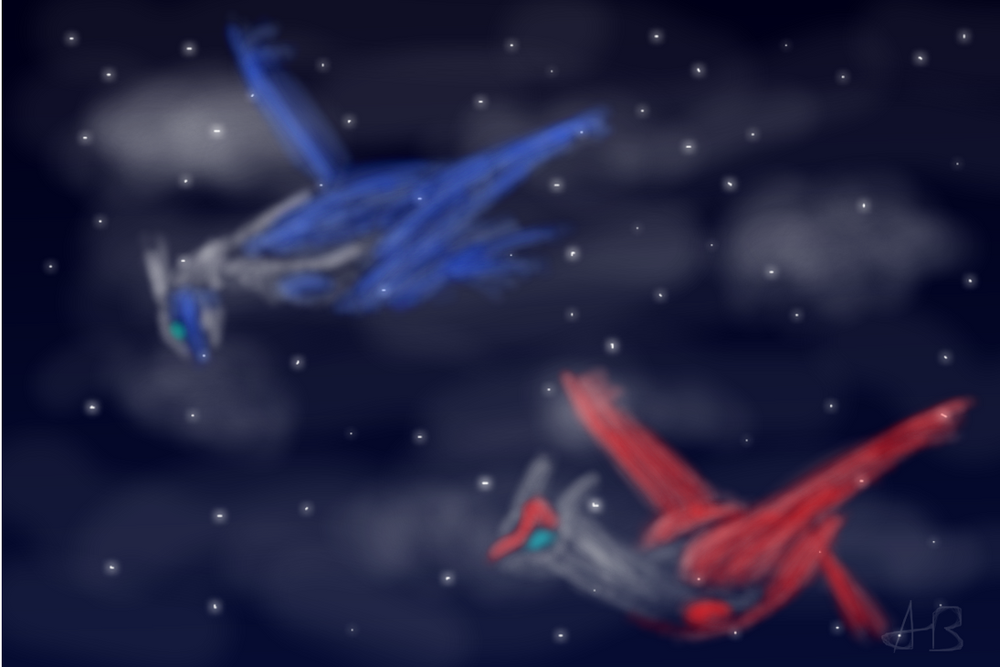 We own the skies by EmoRock114