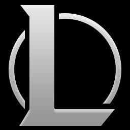 New League Of Legends Icon Token Style Light Dark By Flexo013 On Deviantart