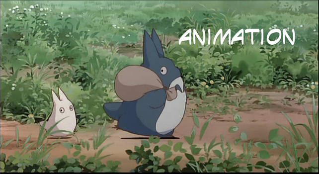 Little Totoro Jump