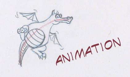 Bouncy Little Dragon