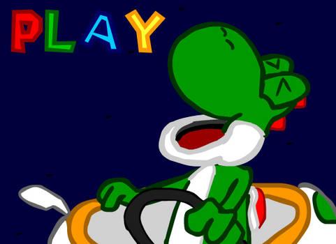 Mario Kart DeStruction