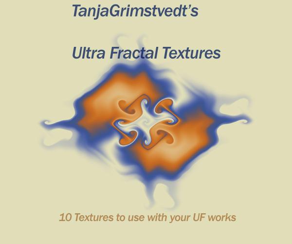 Ultra Fractal Texture Pack by TanjaGrimstvedt