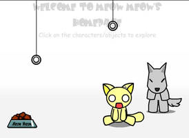 Meow Meow Website by NCH85
