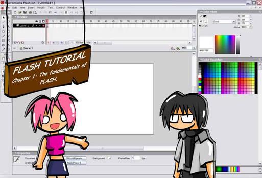 A FLASH TUTORIAL Animation