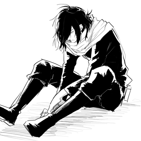 Tranquility (Aizawa Shouta x Reader) by PeaceforElves on