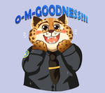 officer benjamin fabulous clawhauser