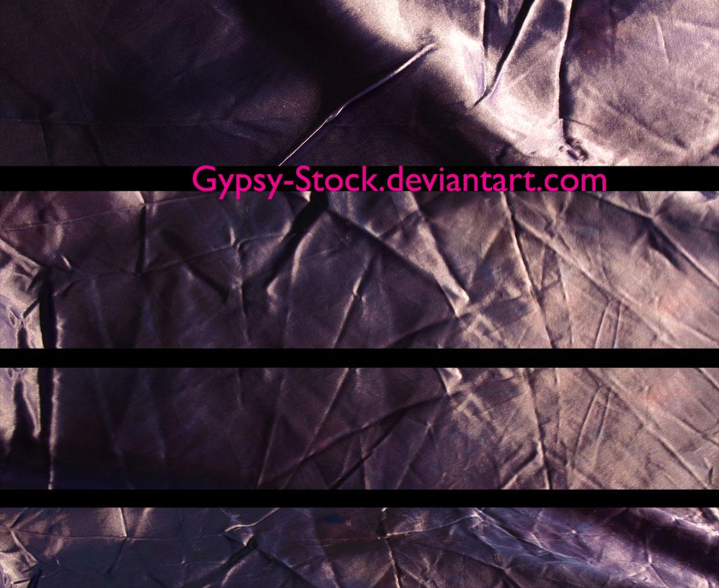 Purple Satin Metallic Textures