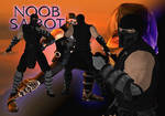Noob Saibot V.2 (MKD Primary outfit)