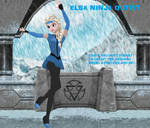 Elsa Ninja outfit - DL available