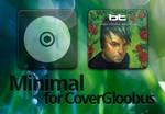 Minimal CoverGloobus Theme