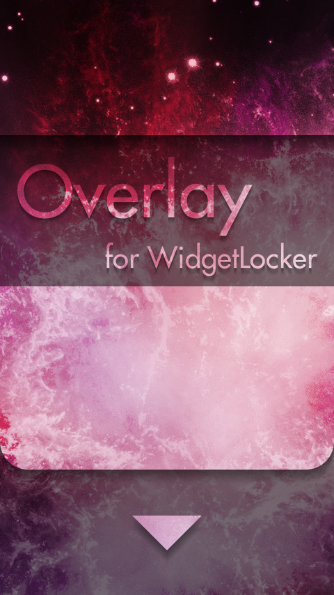 Overlay for WidgetLocker by Sir-Nimaj