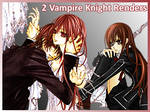 Vampire Knight Renders