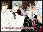Vampire Knight Renders 2