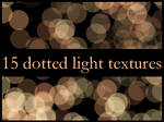 Dotted light textures 01