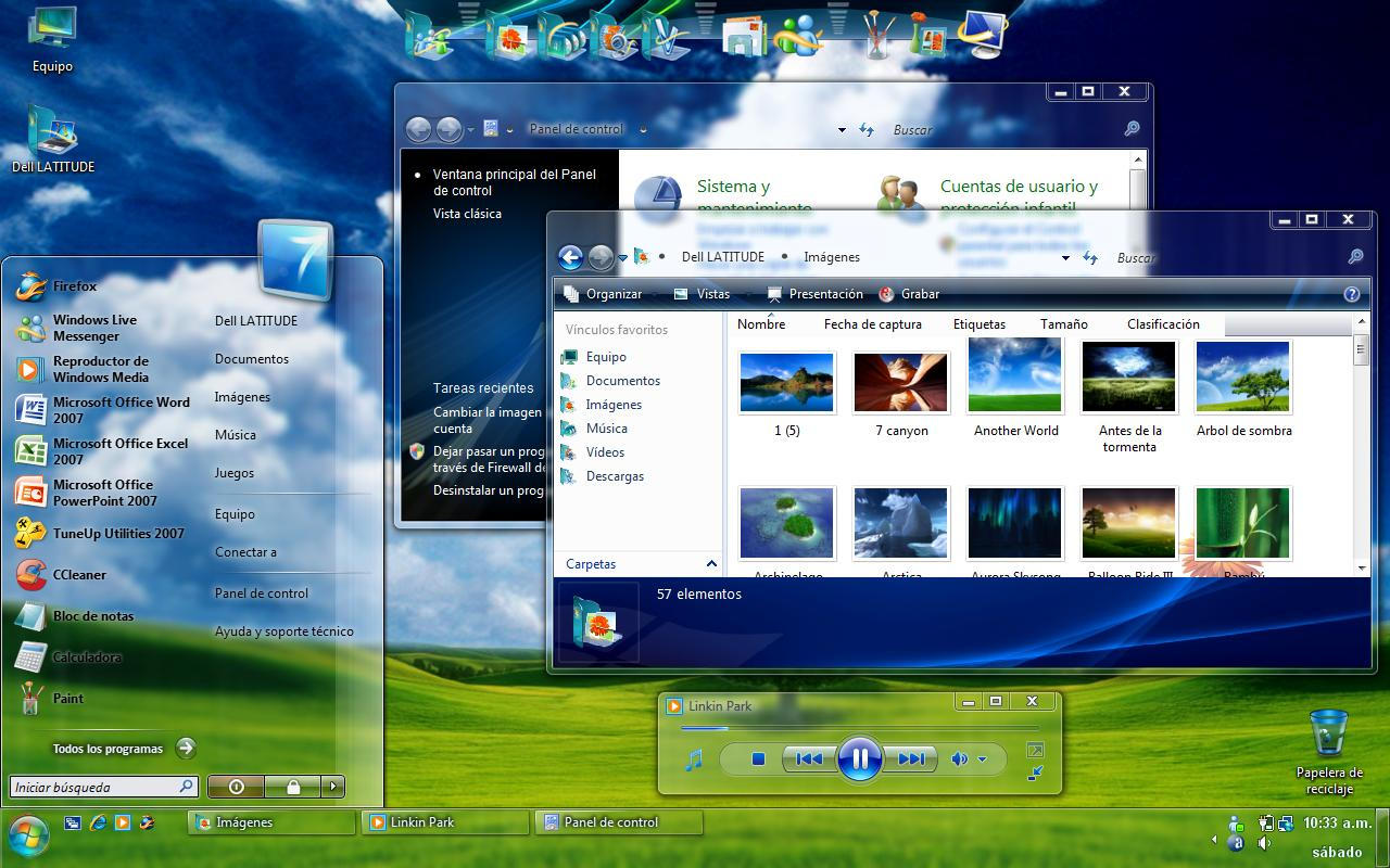 Energy blue theme for windows xp free download hoplomuta for Energy windows
