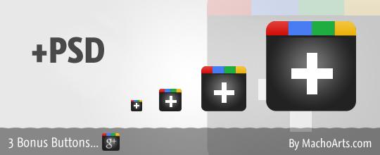8 Google Plus icons by suraj78