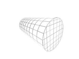 More solid wireframe