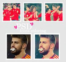 PSD Coloring 2 by w6n3oshaq