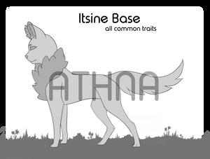 //Athna - Itsine Base