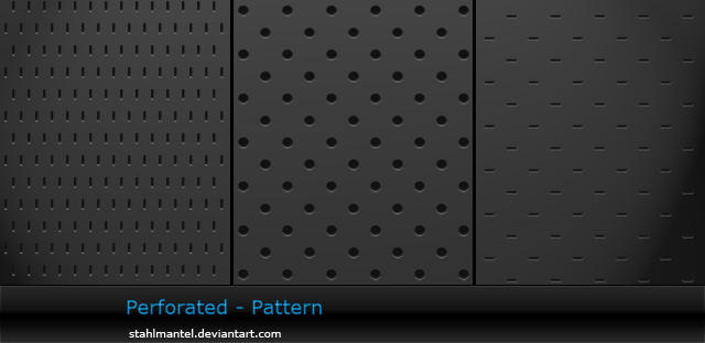 Perforated Pattern