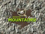 GIMP-Mountains-Brush