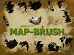 GIMP-Maps-Brush
