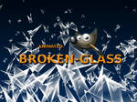 GIMP-Broken Glass-Brush