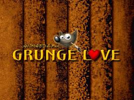 GIMP-Grungelove-6Brushes by Chrisdesign