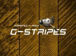GIMP-G Stripes Brush