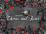 GIMP-Thorns and Roses-Brush