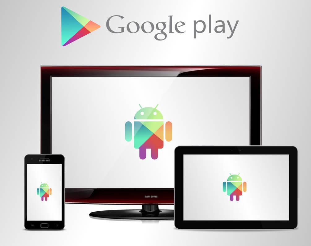 Google Play by SilentWard