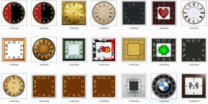 Clock set2