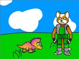 Star Fox Misadventures by LesserRaven