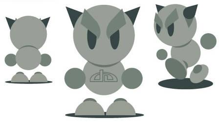 deviantART Mascot Fella Source by jark