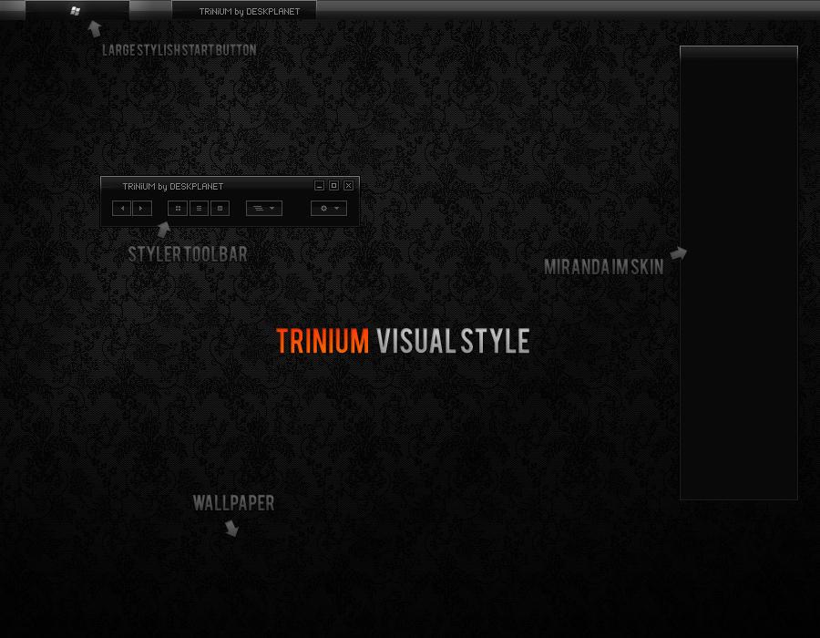 TRiNiUM VS by deskplanet