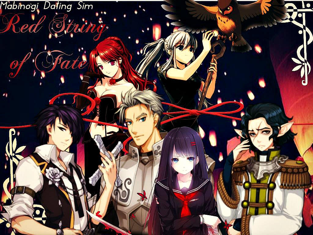 Mabinogi Dating Sim The Red String Of Fate Demo By Ysa27 On