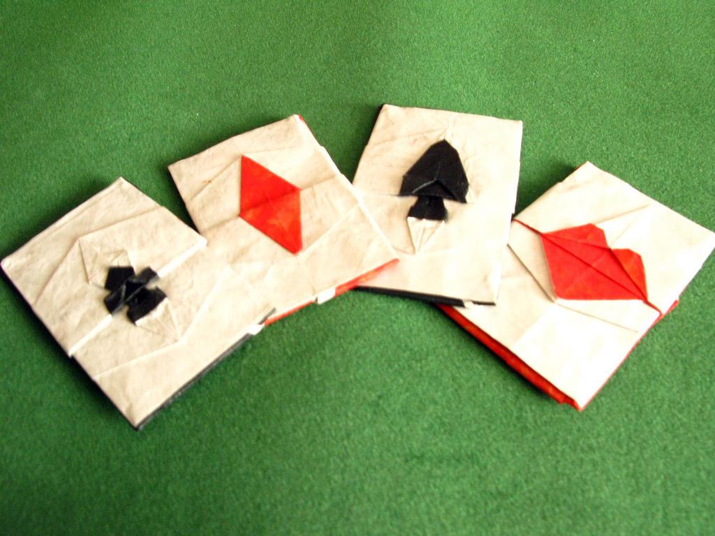 4 aces by Finward-Erendash