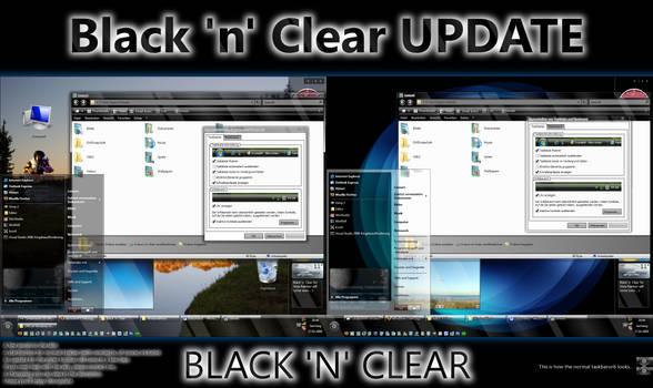 Black 'n' Clear