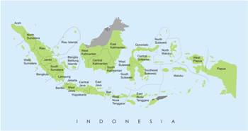 Peta Indonesia Indonesian Map Ai Pdf Cdr By Emadeus On Deviantart